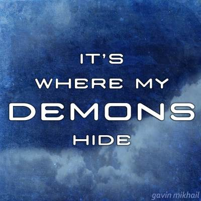 Imagine Dragons - It's where my demons hide