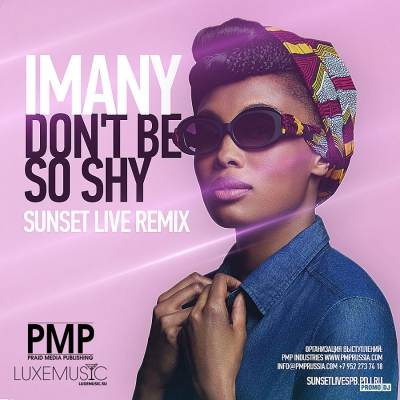 Imany - Don't be so shy (acoustic)