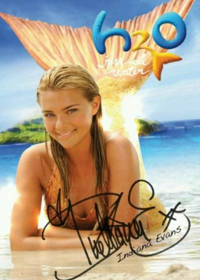 Indiana Evans - H2O - Just Add Water (series 3 - closing)