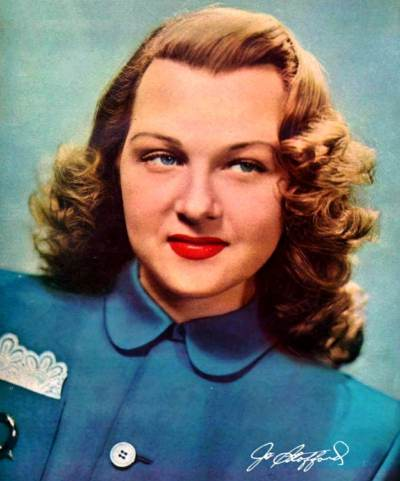 Jo Stafford - I'll Be Seeing You