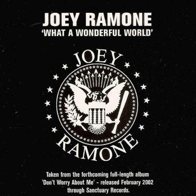 Joey Ramone (Ramones) - What A Wonderful World (Louis Armstrong)