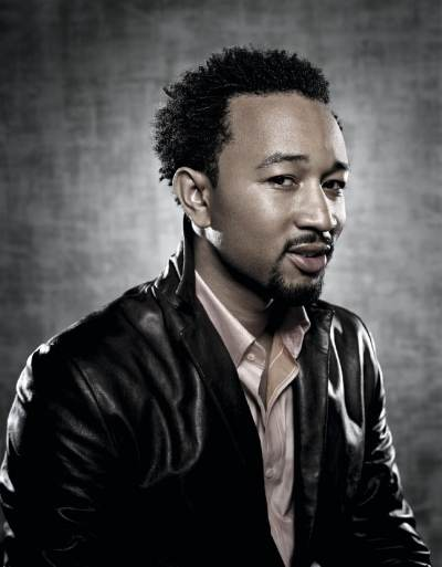 John Legend - Who Did That to You? Now I'm not afraid to do the last work,  You say