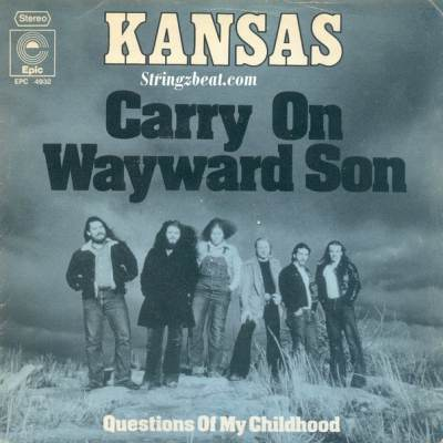 Kansas - Carry On My Wayward Son (cover)