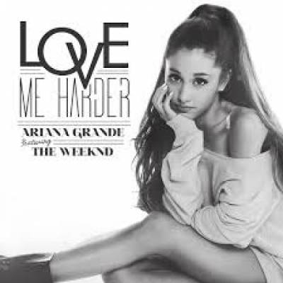 Ariana Grande - Love Me Harder (feat. The Weeknd)