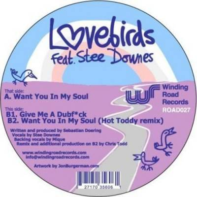 Lovebirds feat. Stee Downes - Want You In My Soul