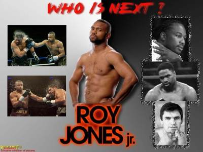 музыка для бокса Roy Jones Jr. - Yall Mustve Forgot