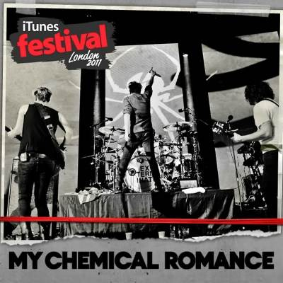 My Chemical Romance - Vampires Will Never Hurt You (Live iTunes Festival 2011)