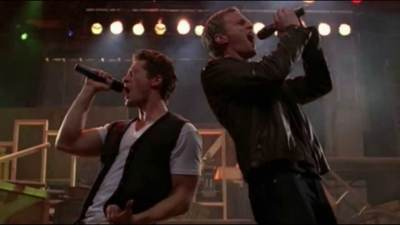 Neil Patrick Harris & Matthew Morrison - Dream On (Aerosmith cover) - Dream On