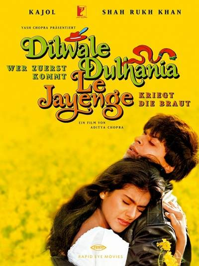 Dilwale Dulhania Le Jayenge Full Movie Watch Online