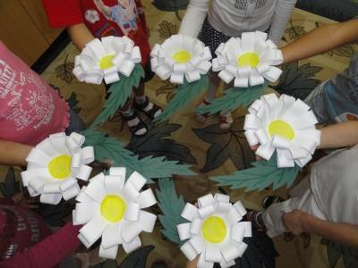Поделки к дню семьи любви и верности в детском саду