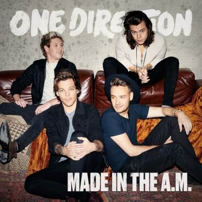 One Direction 1. End of the day 2. Never enough 3. Wolves 4. Olivia 5 - Made In The A.M.(full album)