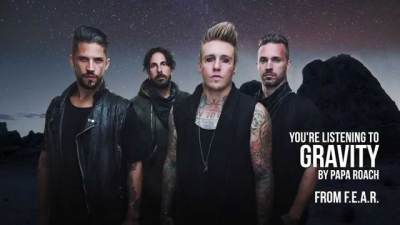 Papa Roach - Gravity (feat. Maria Brink of In This Moment)
