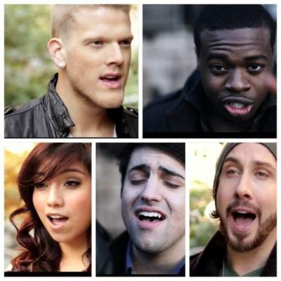 Pentatonix - 'I Need Your Love' on Antenne Bayern