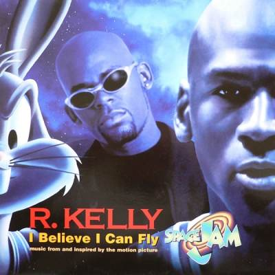 R. Kelly - I Believe I Can Fly (минус)