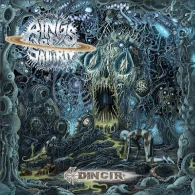 Rings Of Saturns - Objective to Harvest (cover by Alex Teribble From Slaughter To