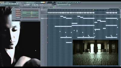 Rolling in the deep(минус)- - в FL Studio