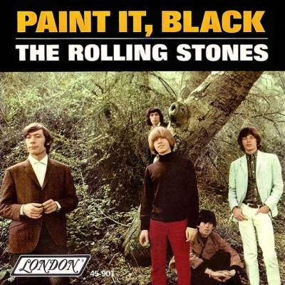 Rolling Stones Ciara - Paint It Black  Orchestral Version