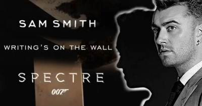 Sam Smith - Writing's On The Wall (минус)
