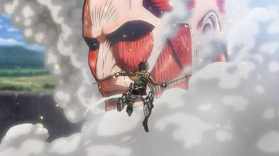 Shingeki no Kyojin / Attack on titan - музыка из аниме Атака титанов / 1 опенинг
