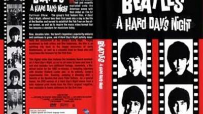 The Beatles - A Hard Day's Night(A Hard Days Night(1964))