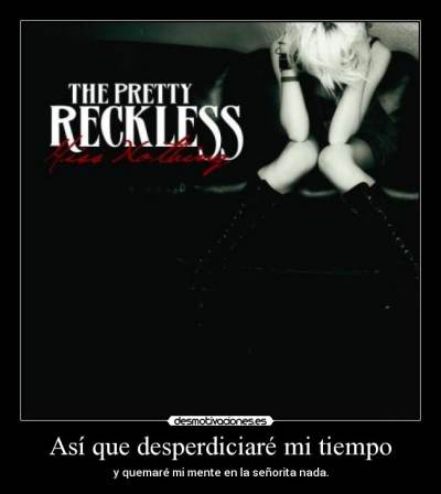 The Pretty Reckless - Panic