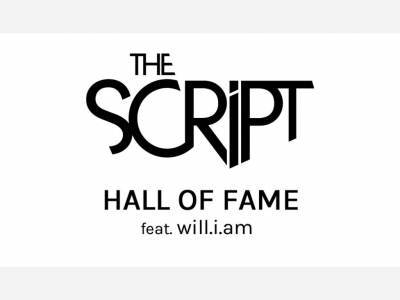 The Script feat. Will.I.Am - Hall Of Fame instrumental